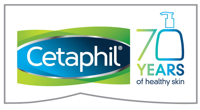 Cetaphil 70th Logo