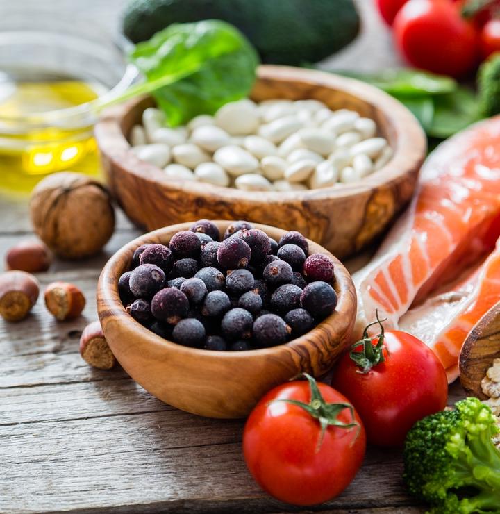 피부를 위한 건강한 식습관