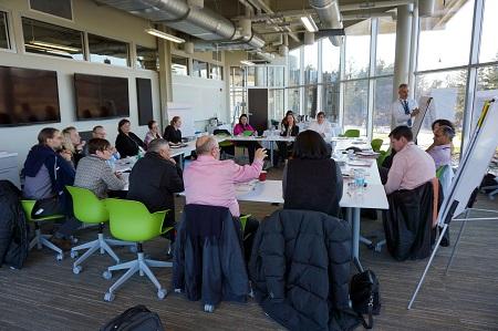 Nestlé NDC Solon Ohio Nutrition Stammtisch™ Discussion