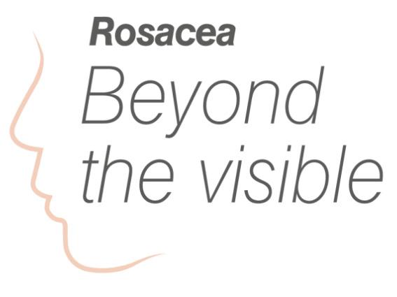 Ny global undersökning visar på stor social påfrestning för patienter med rosacea
