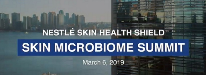 Skin microbiome summit video image