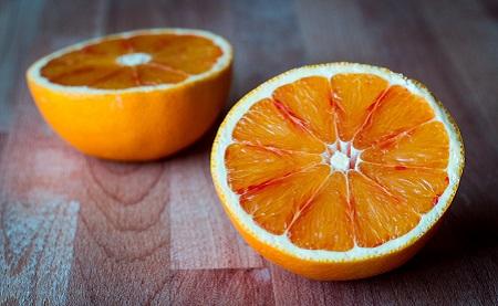 Orange_Vitamin C