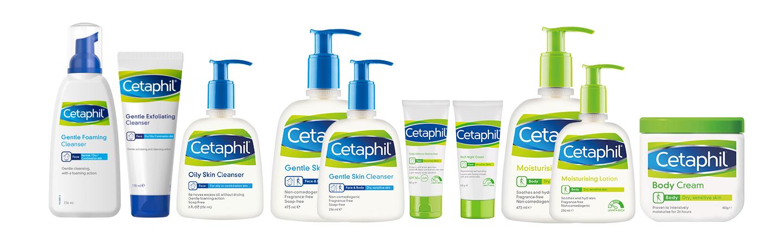 Cetaphil 2020 Full Range