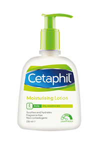 moisturising lotion