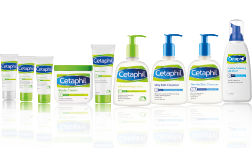 Updated Cetaphil Product Range home 2019